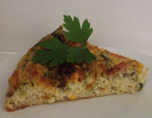 crustless-quiche