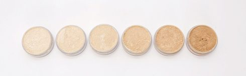 Our Mineral Silk Foundation Powder is made on a base of Zinc Oxide